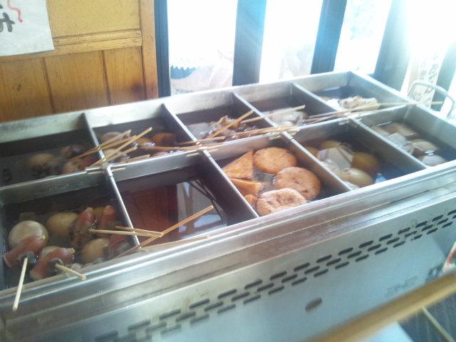 野口製麺所 おでん