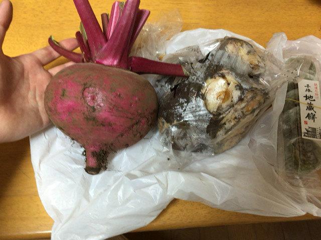 東村山の野菜