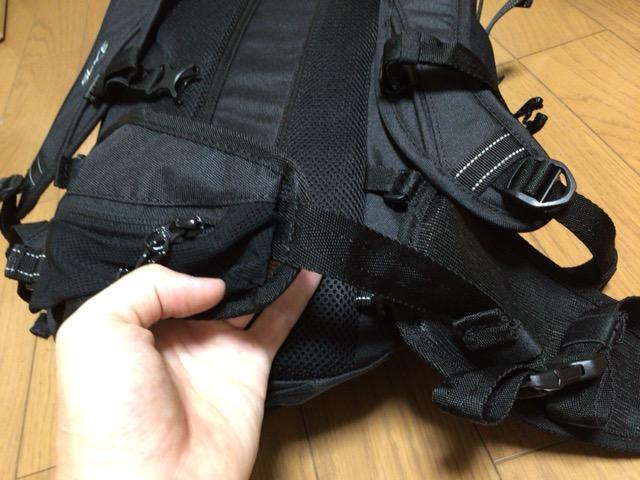 dhb - Slice 30L 腰のベルト