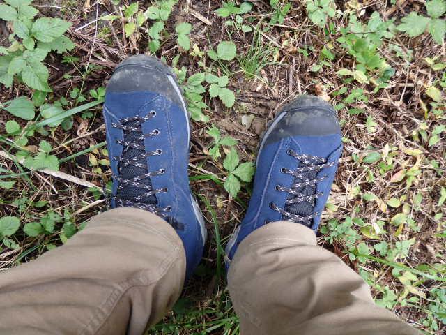 登山靴レビュー