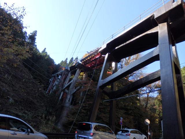 御岳山 滝本駅 駐車場