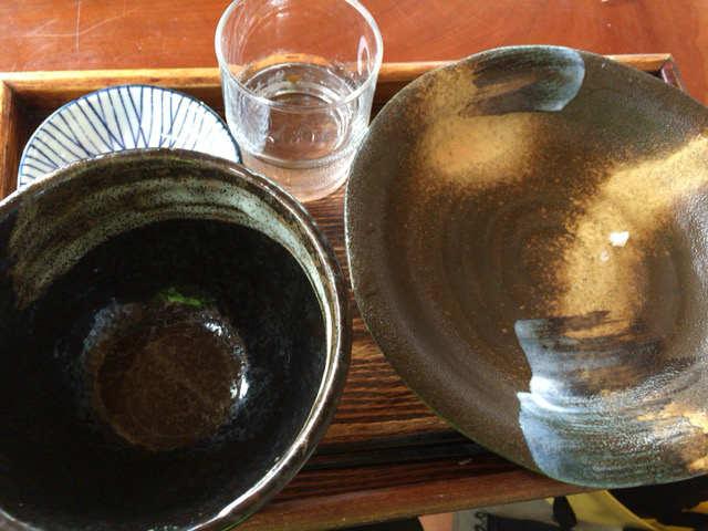 野口製麺所 地粉肉汁うどん つけ汁