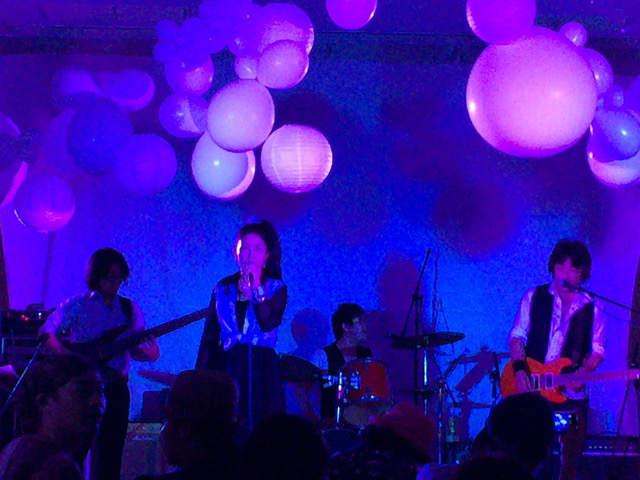 宮本さんとバンド