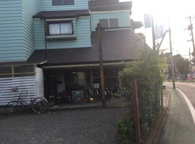 東村山市の自転車店 ササジマ