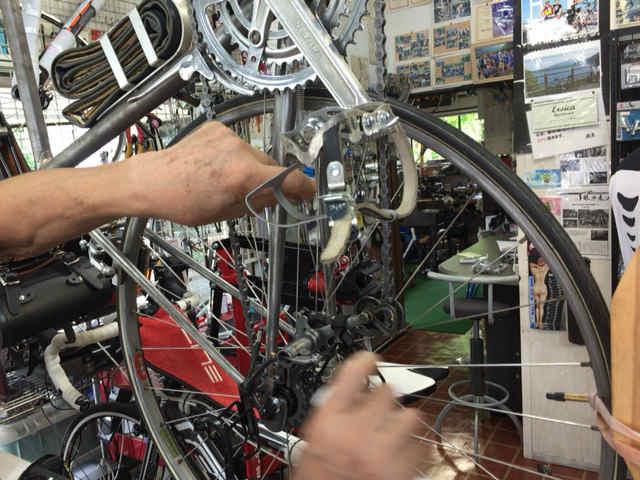 自転車 ササジマ