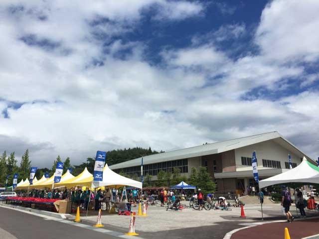 トライアスロン珠洲 競技説明会 野々江総合公園