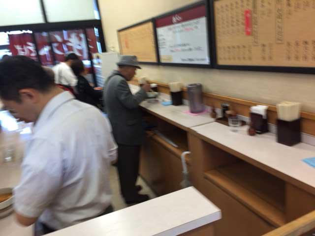 秩父そば 東村山駅