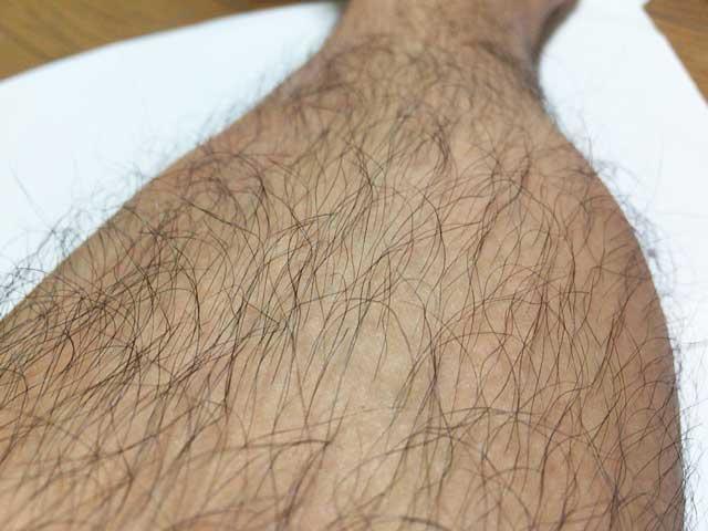 ギャツビー すね毛すき剃刀
