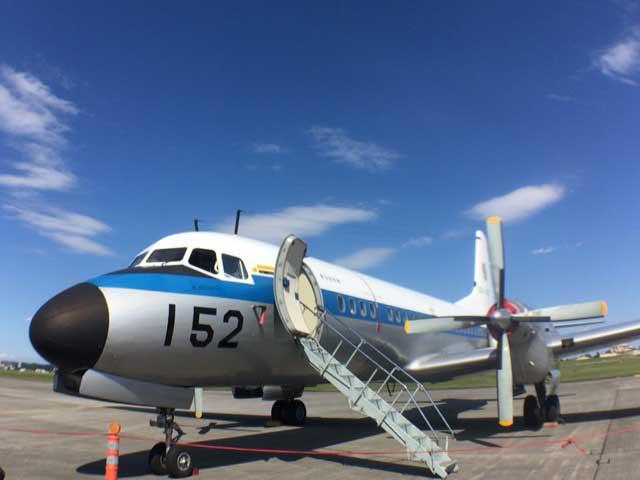 横田基地 友好祭 2015 飛行機