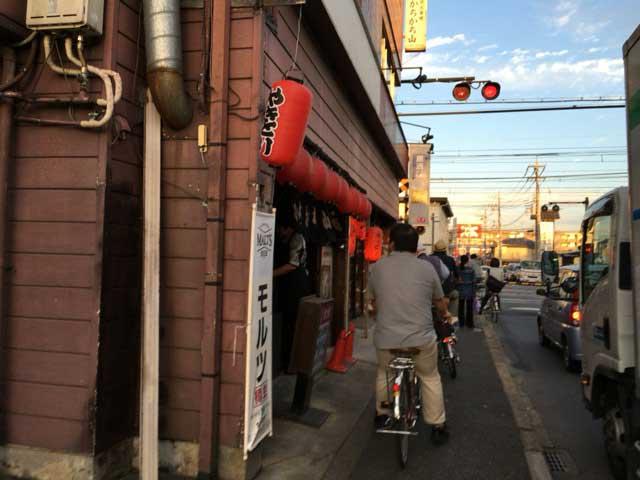 東村山市 かちかち山 串焼き