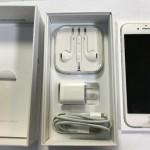 【東村山市在住者限定】iPhone6シルバー64GB(SIMフリー)の新品を4万円で譲ります。