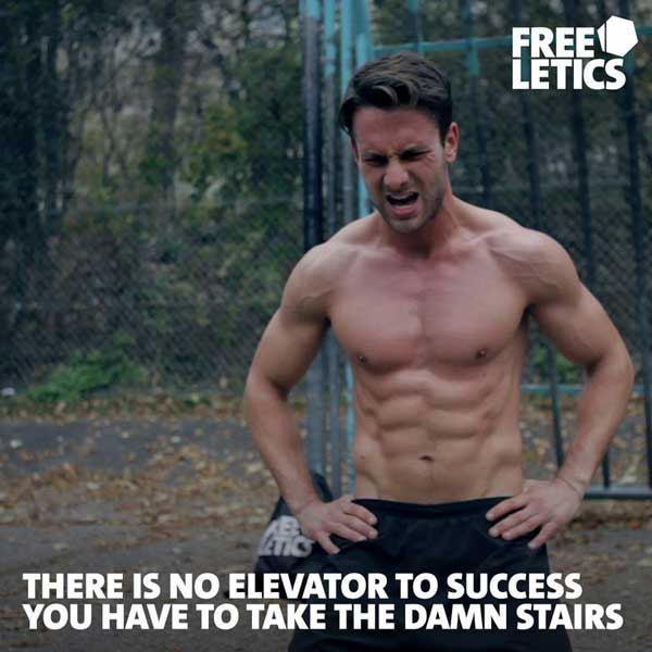 freeletics copy