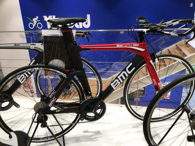 BMC トライアスロンバイク