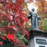 紅葉はこの三連休がラストチャンス!東郷公園・秩父御嶽神社はどうでしょう?