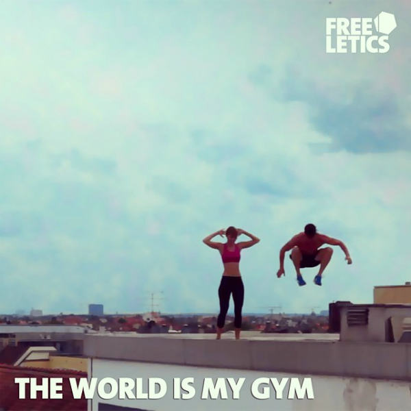 freeletics gym