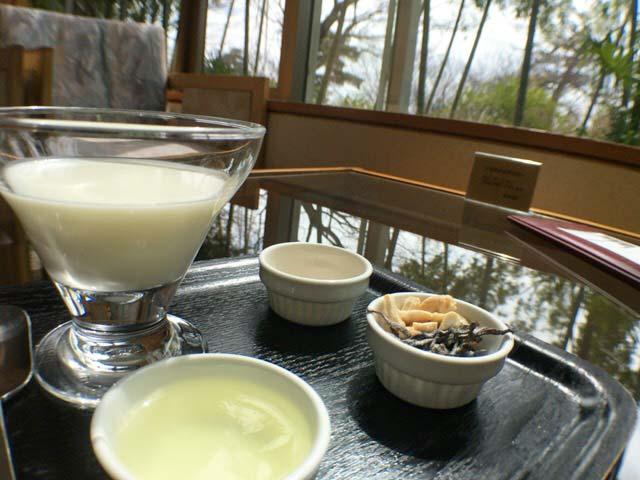 杏仁豆腐カフェ 桜梅桃李