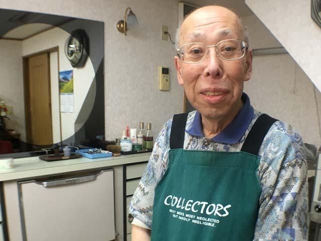 東村山 理容師 コバヤシ