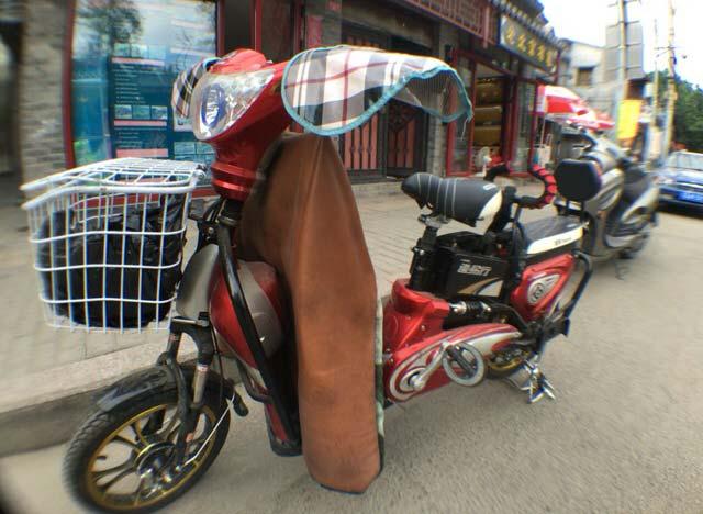 中国 電動バイク