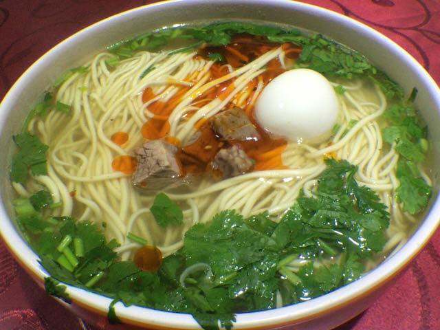 牛肉麺 北京