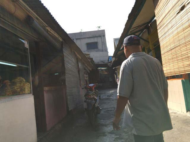 インドネシア ボッタクリ
