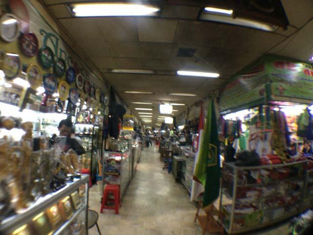 ジャカルタ 市場