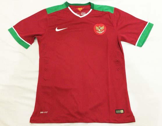 インドネシア代表 サッカーユニフォーム