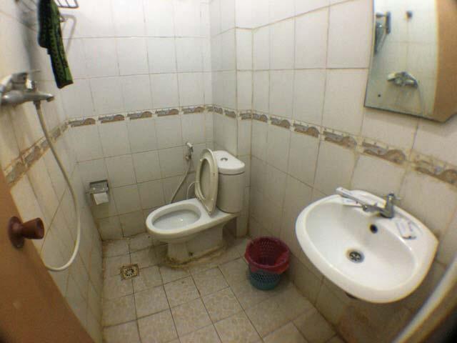 インドネシア トイレ流れない