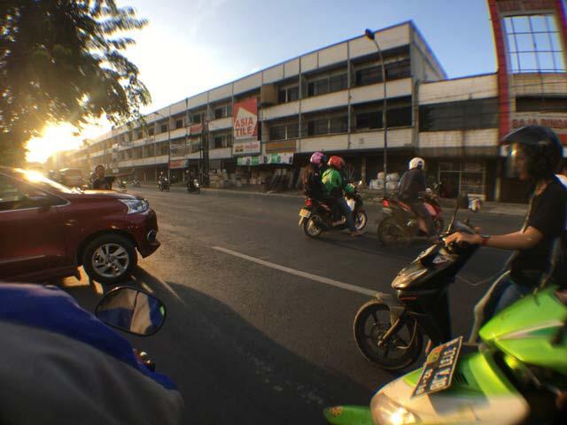 インドネシア バイク旅