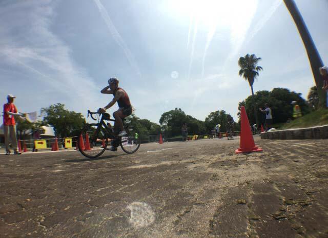 トライアスロン赤穂 バイク