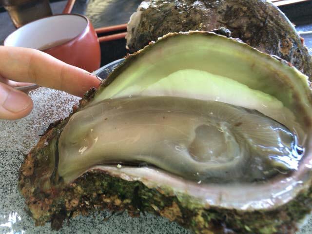 能登 岩牡蠣