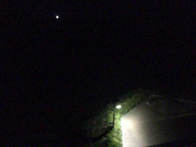 千枚田 夜