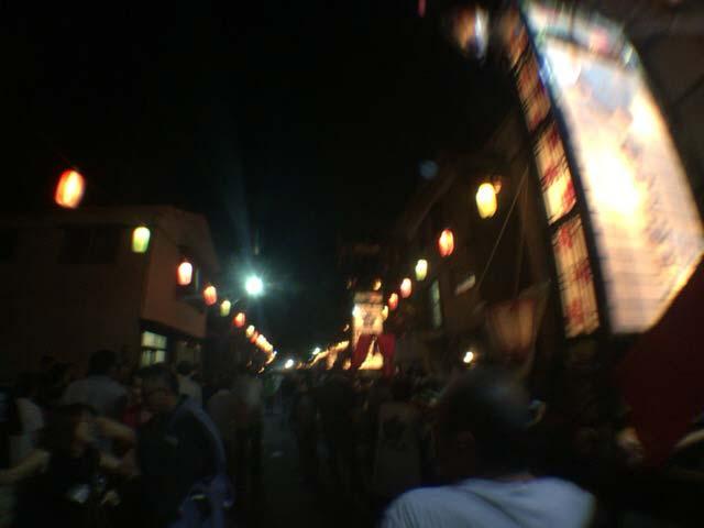 輪島大祭 2016