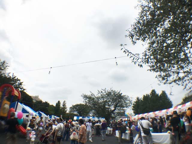 どんこい祭り 東村山