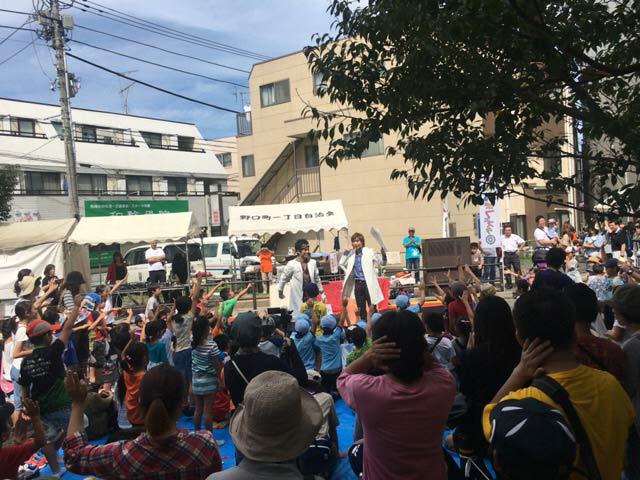 東村山 お祭り