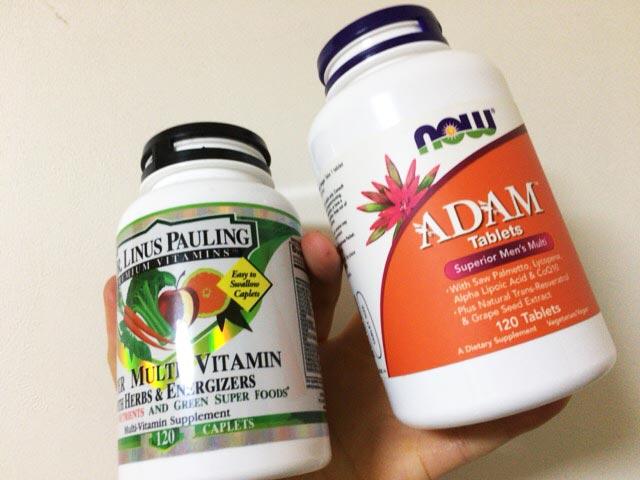 糖質制限 マルチビタミン
