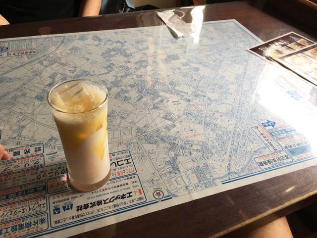 ロティー屋 地図