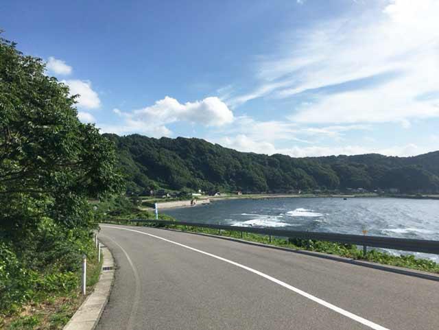 珠洲トライアスロン 景色