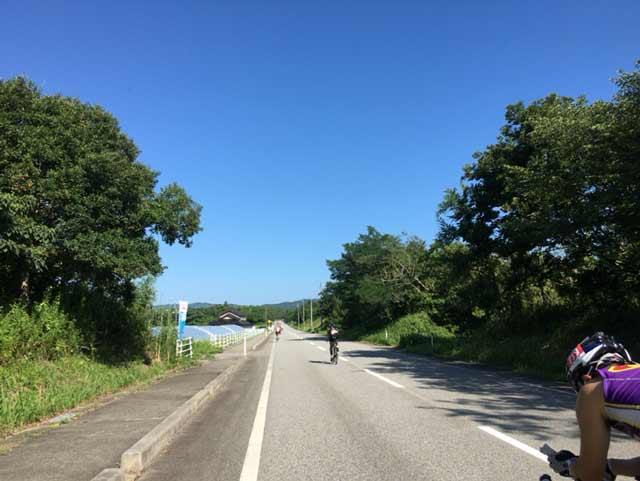 トライアスロン珠洲 バイクコース