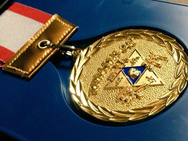 トライアスロン珠洲 メダル