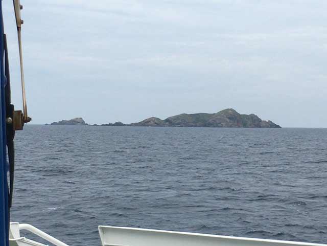ニューへぐら号 七ツ島