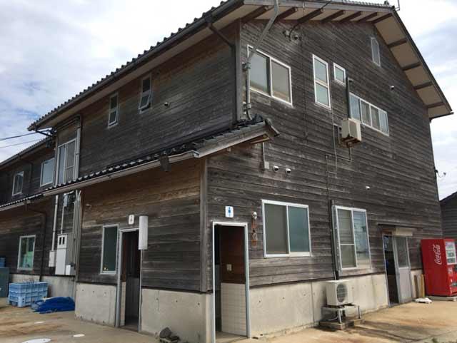 舳倉島港 施設