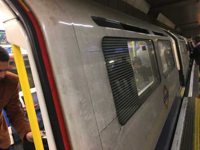 ロンドン地下鉄