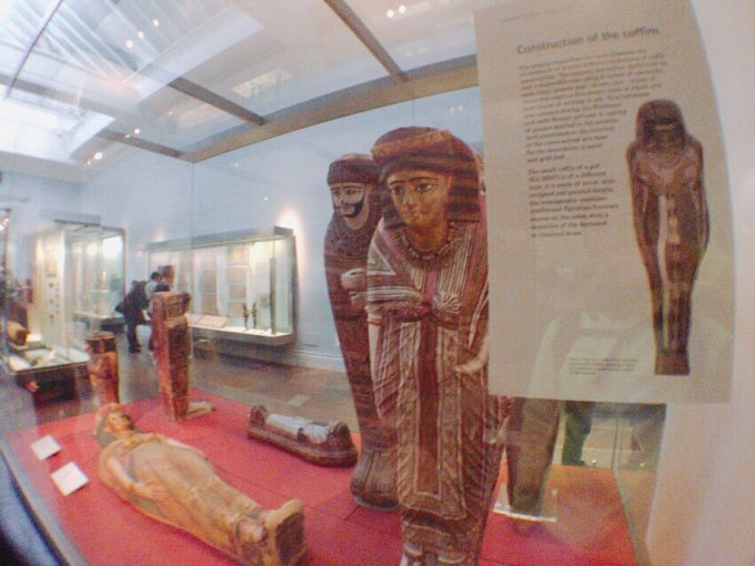 大英博物館 エジプト