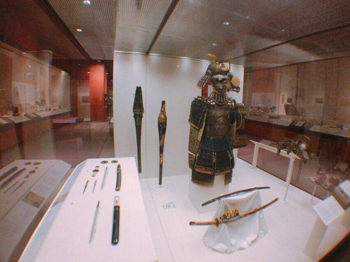 大英博物館 SAMURAI