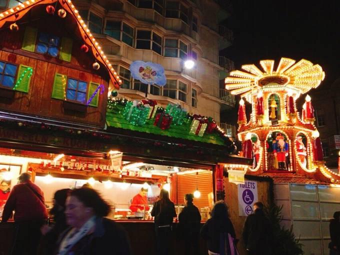 クリスマス バーミンガム