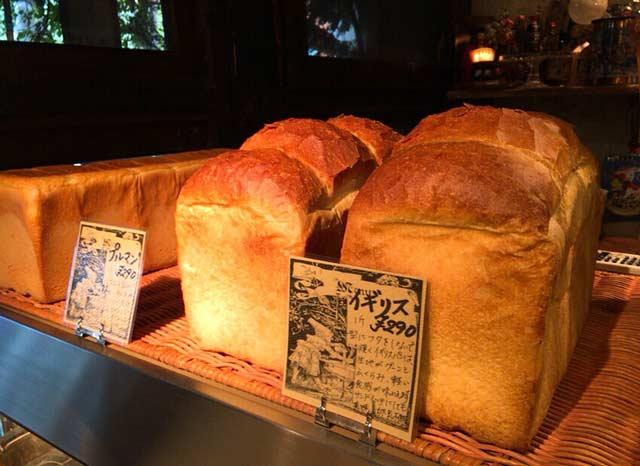 BAKERY ENGLAND STREET イギリス食パン