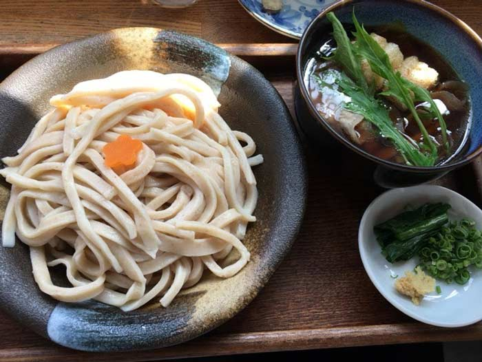 野口製麺所 東村山地粉肉汁うどん