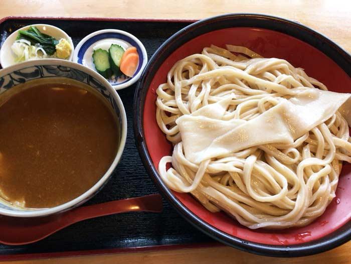 のり平 カレーつけ麺