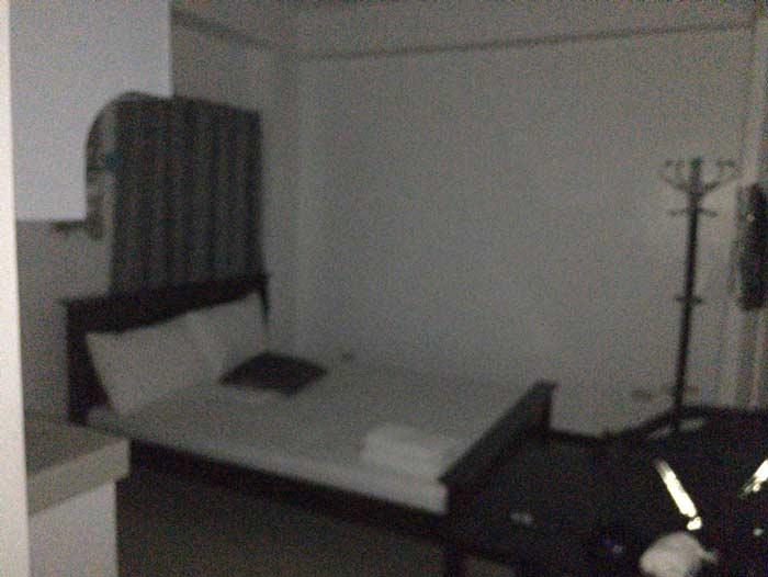 マニラ ホテル停電