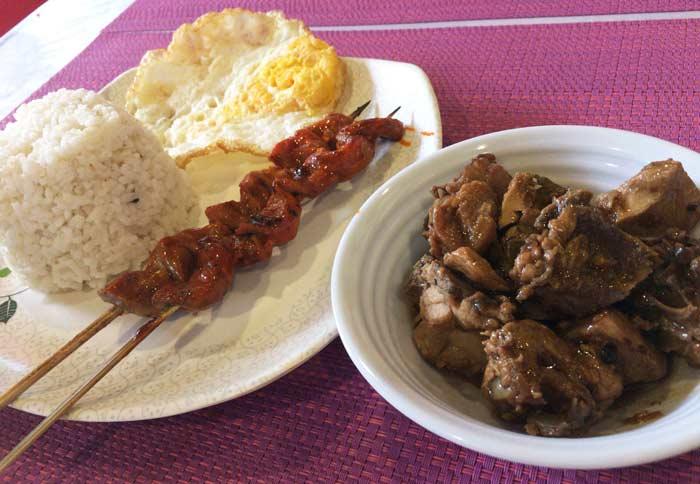 フィリピン 食べ物